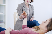Hypnosis in a clinical setting